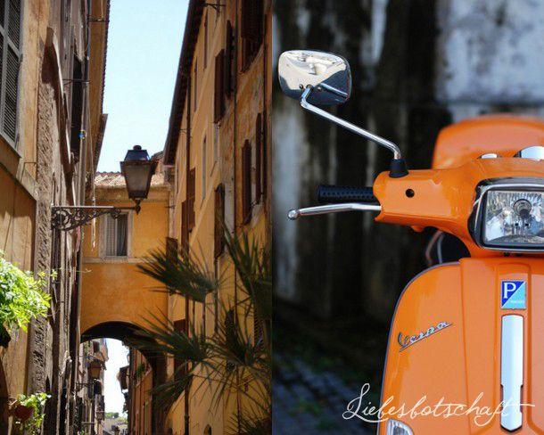 Städtetrip Rom: Insidertipps, Zehentreter individuell hergestellt, Restaurant-Tipps, Unterkunft-Tipp ...