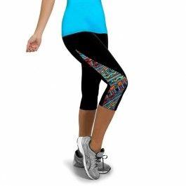 Fashion Women Ladies Elastic High Waist Print Running Yoga Sports Fitness Stretch Tight 3/4 Leggings