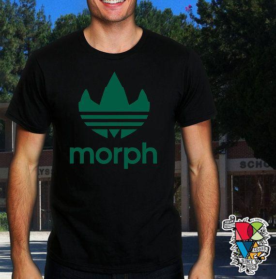Green Ranger Shirt Power Rangers Shirt Adidas by DCVisualArts