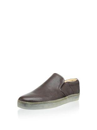 45% OFF JD Fisk Men's Cael Fashion Sneaker (Dark Brown)