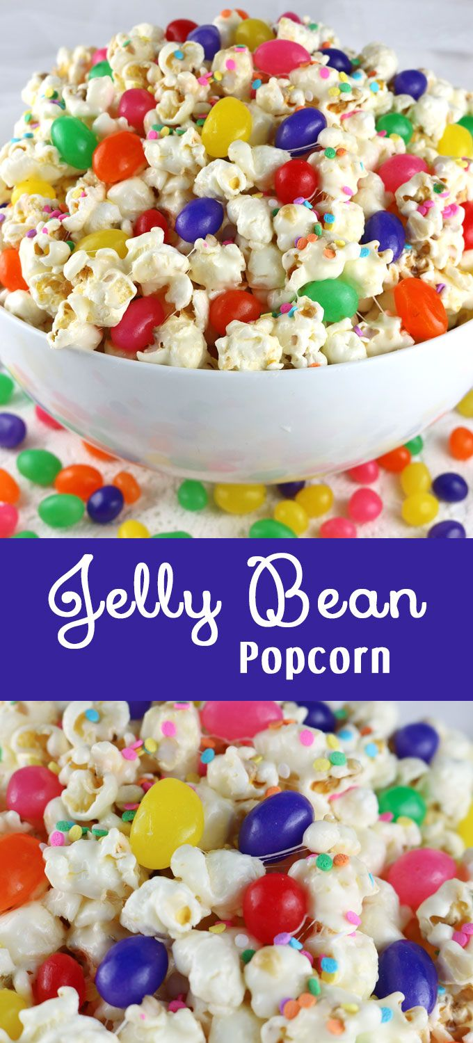 793 best easter celebration images on pinterest easter food jelly bean popcorn negle Choice Image
