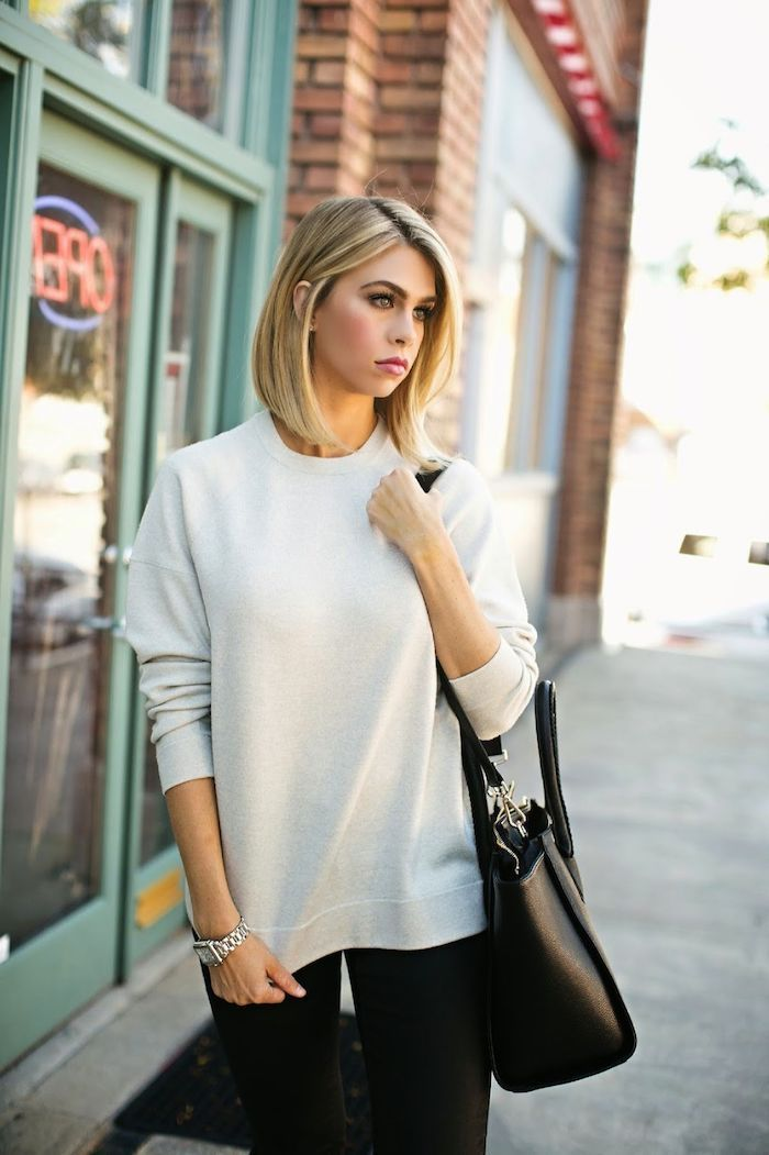 ▷ 1000+ long bob hairstyles in different styles