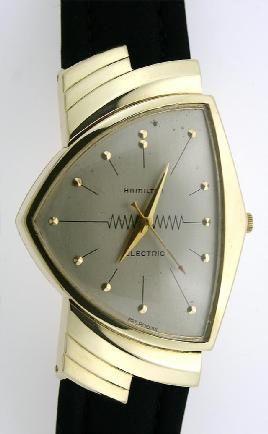 Hamilton Electric Vintage Watch