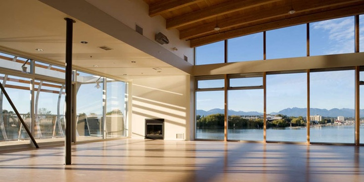 John M.S. Lecky UBC Boathouse