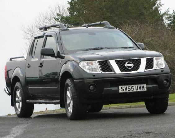 Nissan Navara Characteristics - http://autotras.com