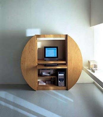 Oltre 25 fantastiche idee su mobili di ciliegio su pinterest mobili da cucina in legno di - Mobili per pc a scomparsa ...