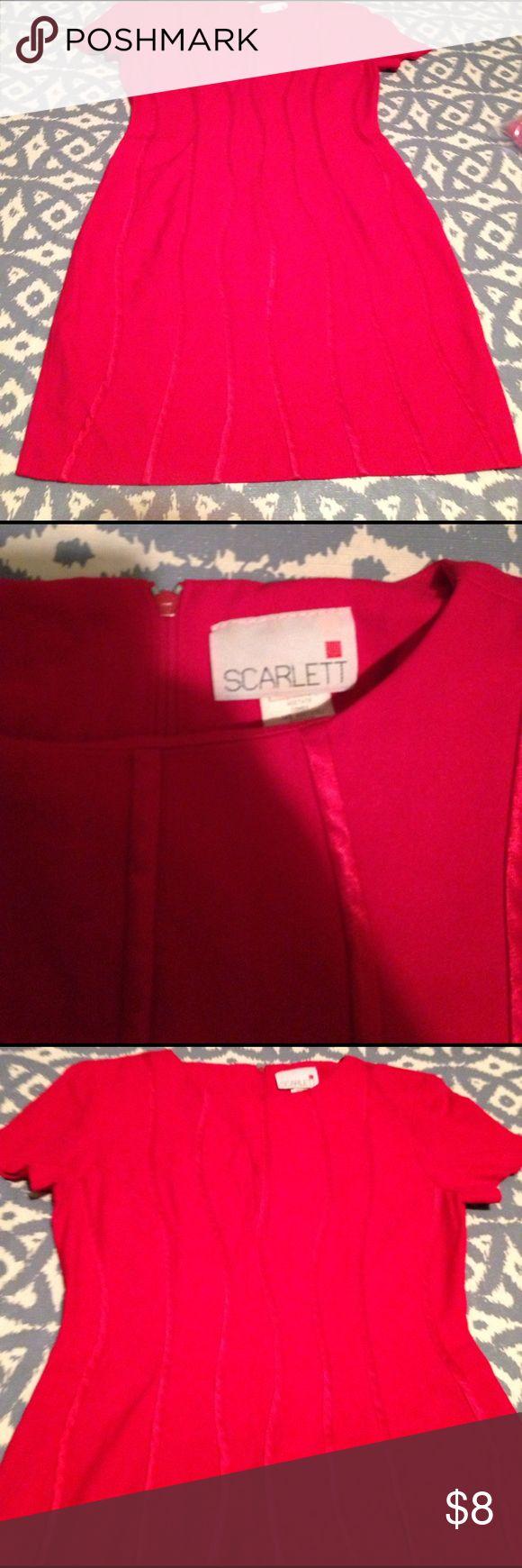 Vintage Scarlett dress modcloth Vintage Scarlett dress  no stain rips size 4 modcloth Scarlett Dresses