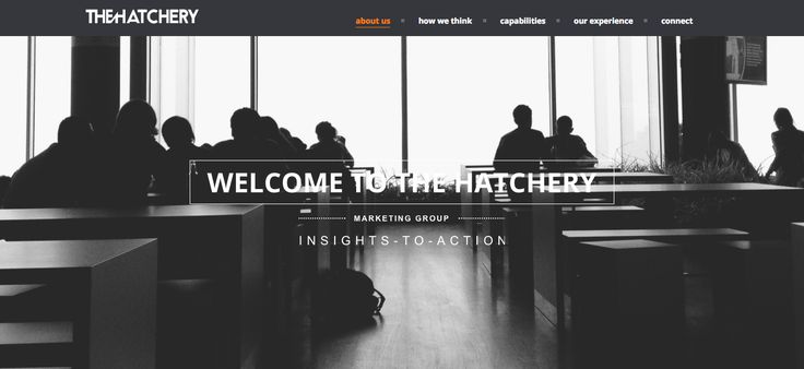 The Hatchery specializes in building compelling brand stories and activating them in the marketplace.