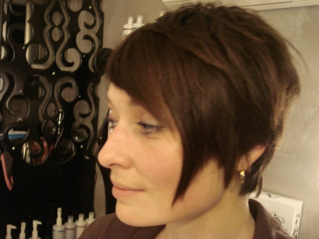 legerement plongeant coiffeur visagiste carre boule coiffure carre coiffures montpellier salons gratuit l esprit - Meilleur Coloriste Montpellier