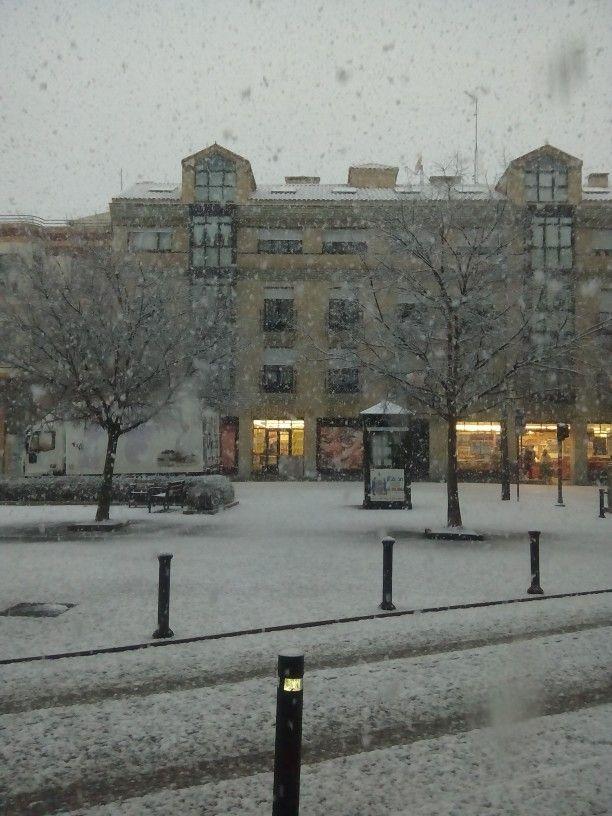 White Astorga.  Febrery 2015