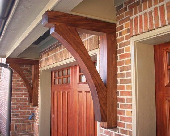 149 best front porch pergola images on pinterest for Wood front doors and garage doors