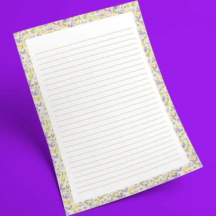 38++ Letter writing paper officeworks trends