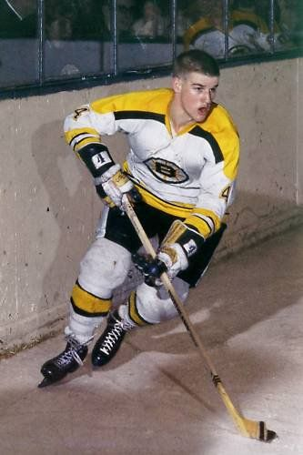 Great shot of a young Bobby Orr