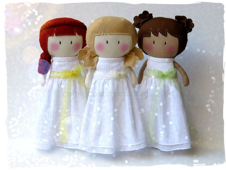 My Teeny-Tiny Dolls® by Cook You Some Noodles® https://www.facebook.com/cookyousomenoodles