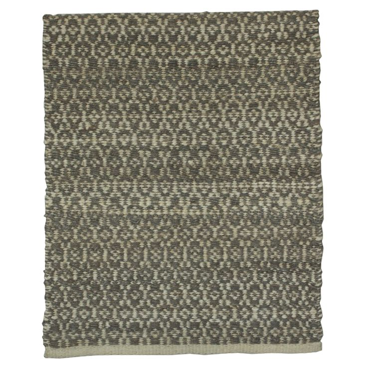 Hemp teppe 140x200, pattern i gruppen Tepper / Tepper hos ROOM21.no (131064)