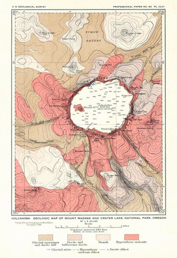 Best Images About Geologyvulcanism On Pinterest Geology - Volcanoes in usa map