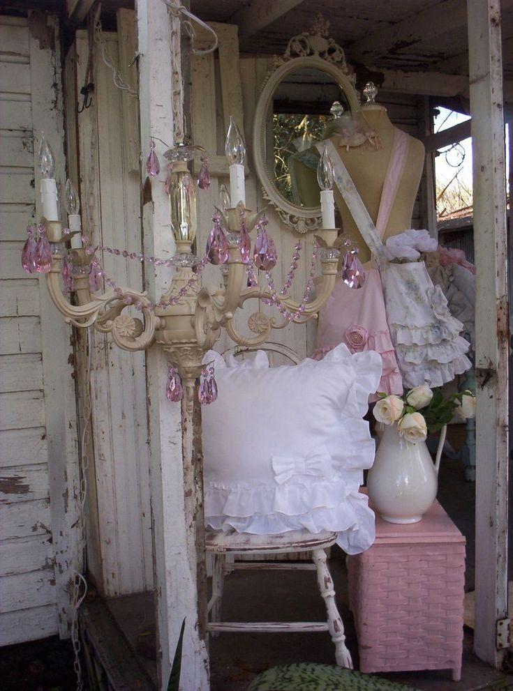 387 best my shabby living room ideas images on pinterest for Kleinmobel shabby chic