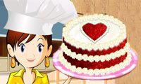Sara's Cooking Class: Red Velvet Cake