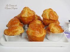 Muffin salati al tonno