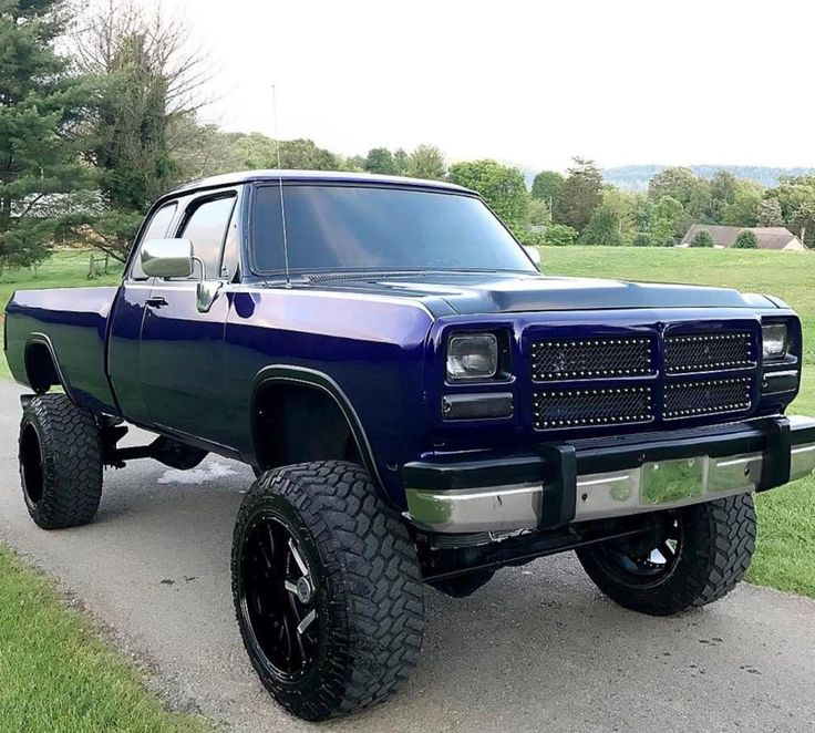 Pin By Eric Waddell On Dodge Trucks: The Best Pickup Trucks For Your Family