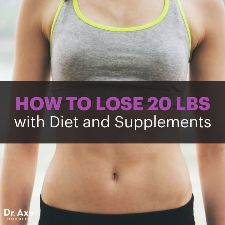 dr axe how to lose belly fat