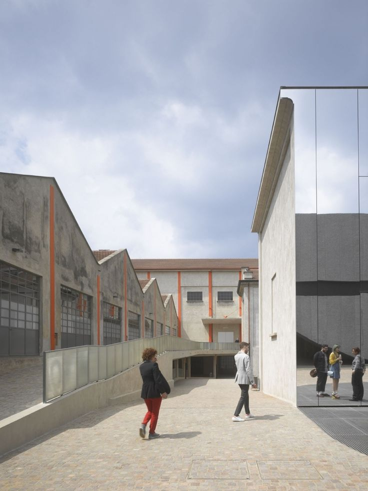 Galeria - Rem Koolhaas fala sobre a Prada, preservação, arte e arquitetura - 5
