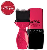My Mega Effects Mascara in Brown Black is famous! Featured in In Style magazine!