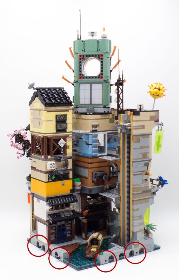 Lego 70657 Ninjago The Dockyards Quelques Infos Pour La Route