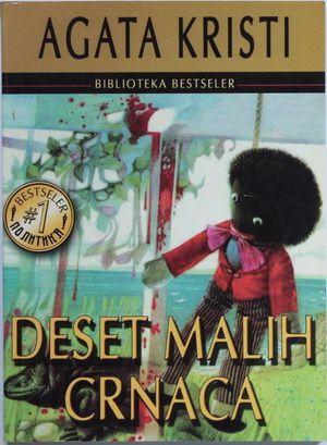 Agata Kristi(Agatha Cristie) -Deset Malih Crnaca PDF E-Knjiga Download - Besplatne E-Knjige