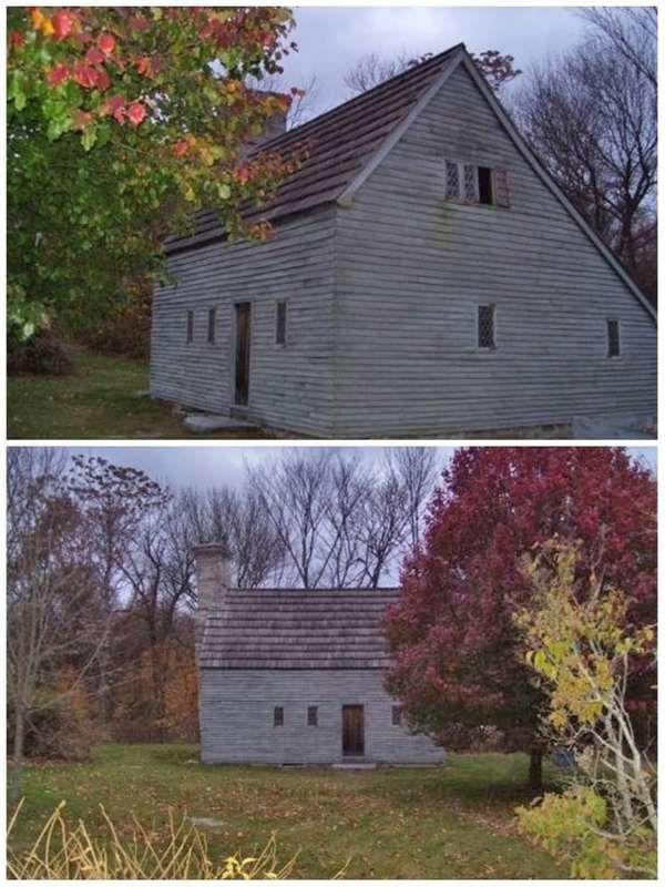 13 Homes From The Original Colonies That Still Stand Today Colonial House Stone Houses Historic Homes