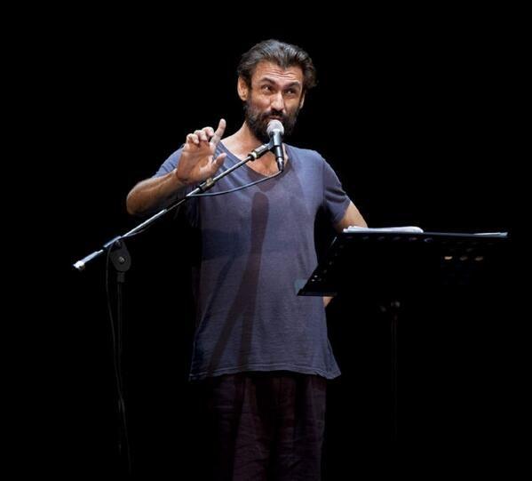"""""""Un certo Julio"""" Festival Santarcangelo dei Teatri 2014"""