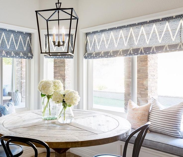 Kitchen Nook Curtains: 877 Best Custom Windows Treatments Images On Pinterest