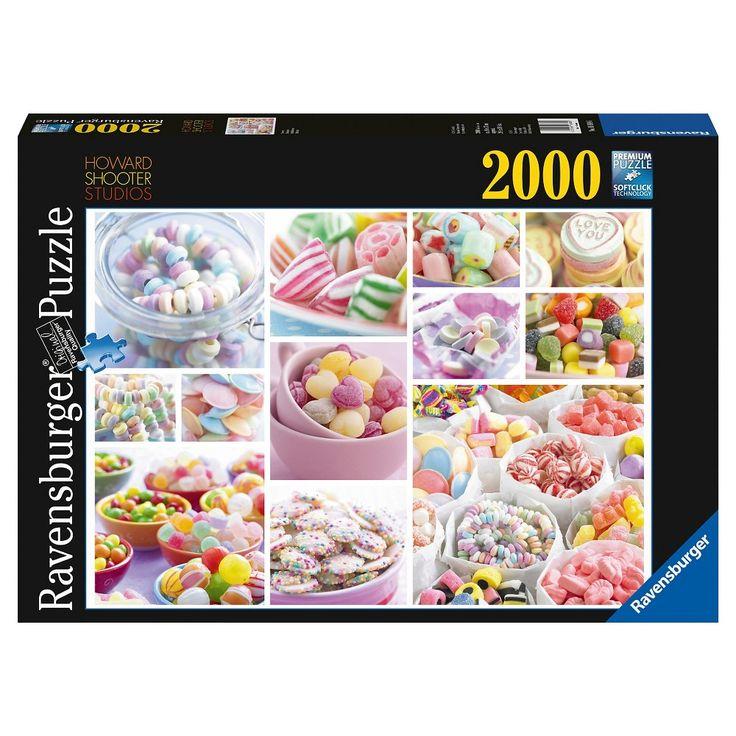 Ravensburger Sweets Puzzle - 2000 Pieces