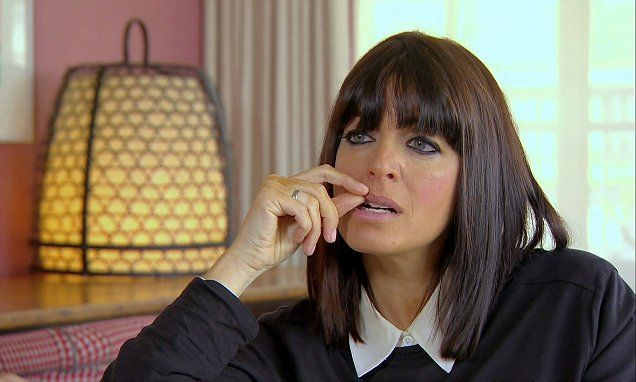 Claudia Winkleman haunted by daughter's Halloween accident | Daily Mail Online