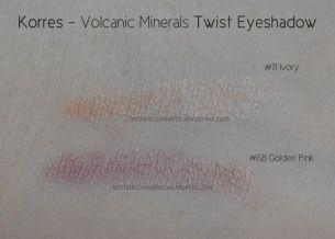 Sunflower & Evening Primrose Eyeshadow by Korres #20