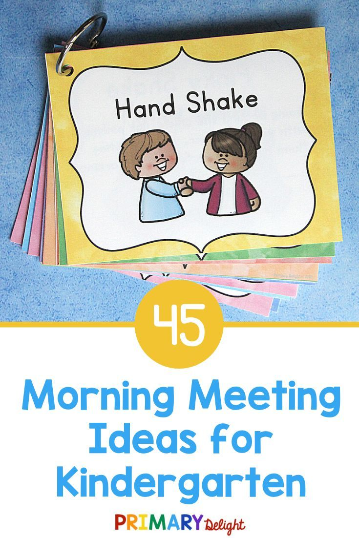 45 Quick And Easy Morning Meeting Activities For Kindergarten Primary Delight In 2020 Morning Meeting Activities Meeting Activities Morning Meeting