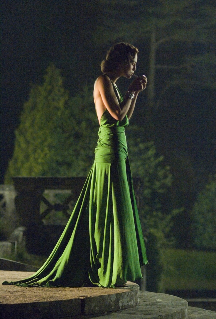 Atonement. This dress is just as epic as the movie was.