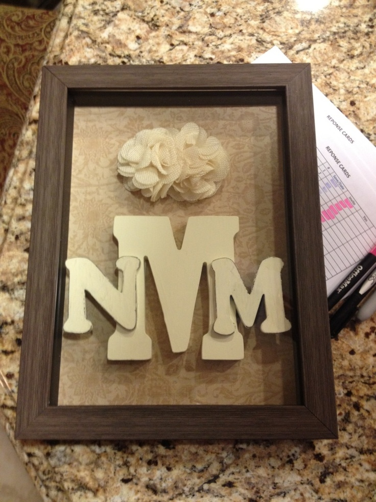 Wedding Gifts For Couples Living Together : Martha DIY Wedding or Shower Gift Ideas on Pinterest Homemade, Gift ...