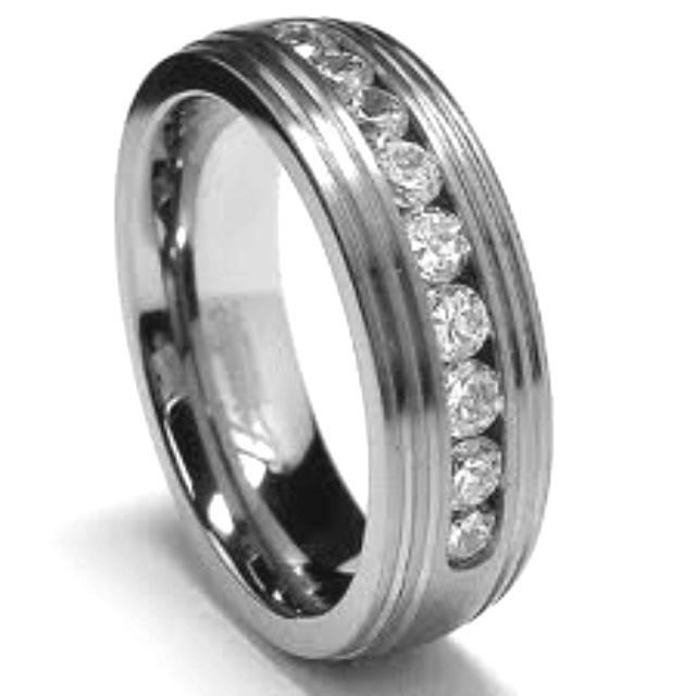 81 best Mens wedding ring images on Pinterest Men wedding rings