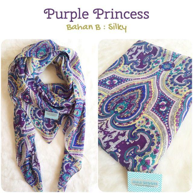 Temukan dan dapatkan Purple Princess PASHMINA hanya Rp 55.000 di Shopee sekarang juga! #ShopeeID