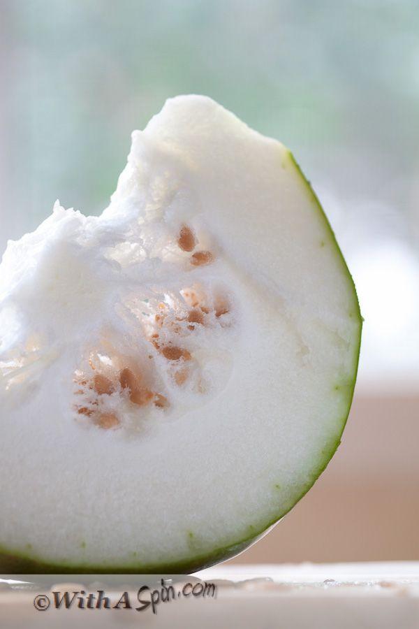 White melon halva