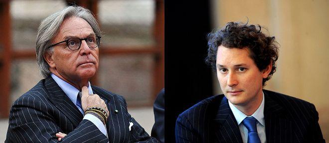"""Gentilezze tra imprenditori italiani. Della Valle: """"Gli Agnelli? Non meritano rispetto"""". Elkann: """"Sei un nano"""""""