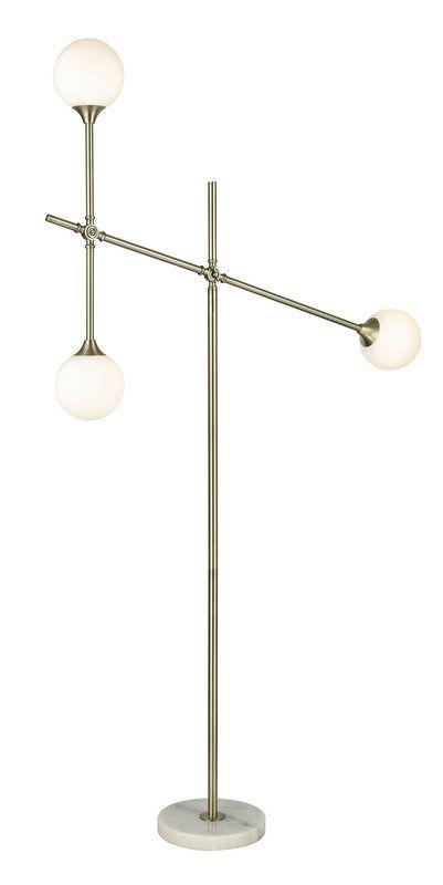 "Aldery Brook 59"" Tree Floor Lamp"