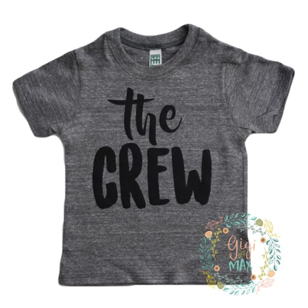 """Do you have a new baby on the way? What a perfect way to announce. Your sweet soon to be big brother needs this adorable """"Big Brother"""" tee. Professionally screen printedonto a high quality tri blend tee. These fit a tad small, go one size up to be sure!Use code SIBLING for 10% off your order of sibling shirts :)"""