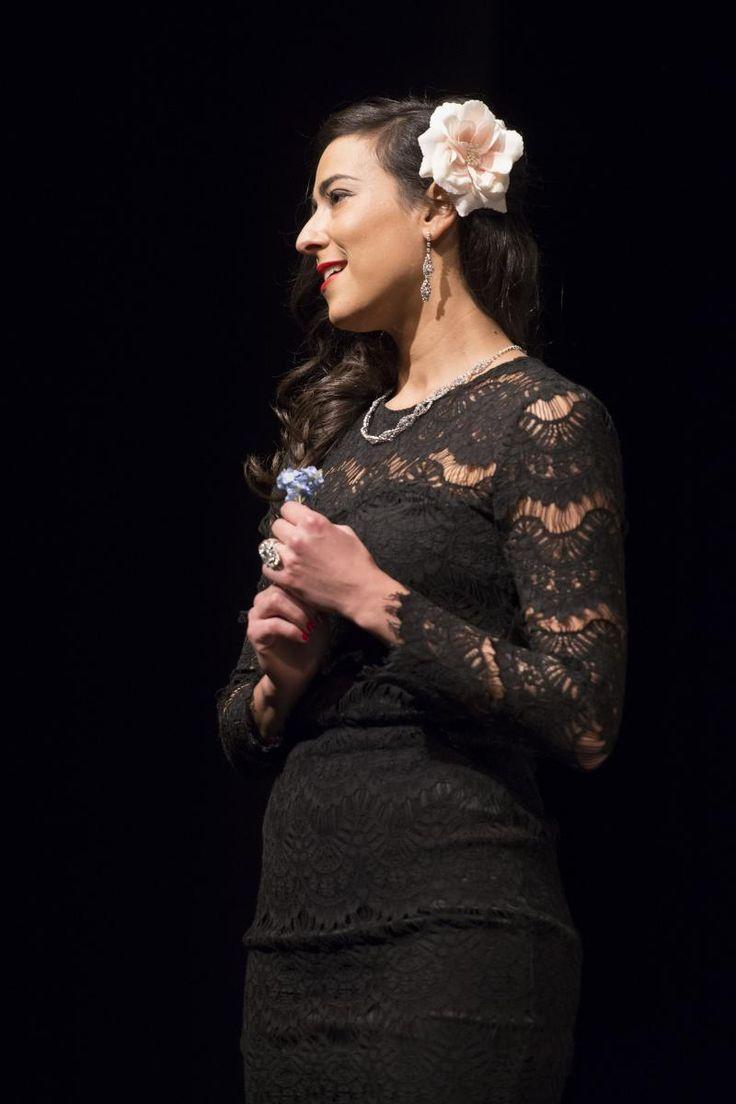 Profile: Filipa van Eck, Singer, Opera Highlights 2016   Scottish Opera