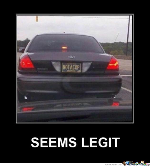 legit memes | Seems Legit by ninjaboy10 - Meme Center