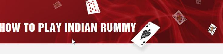 How to Play Indian Rummy? Rummy is a 13 card game played multiplayer game with a minimum of 2 players only.Play Indian Rummy Online at Diamond Rummy is fun, safe and can be played 24/7 365 days a year! www.diamondrummy.com