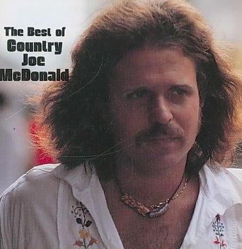Country Joe McDonald - Best of Country Joe Mcdonald, Red