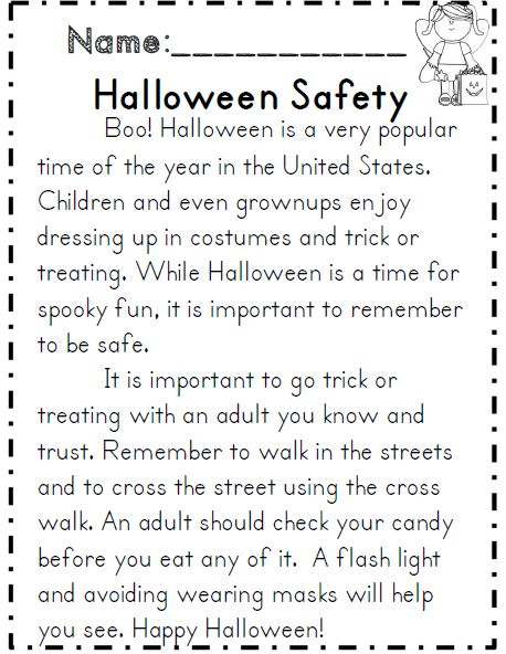 Second Grade Halloween Packet Common Core Aligned Holiday Fun