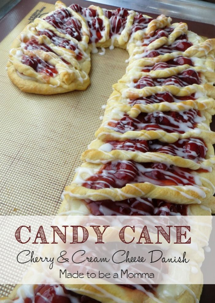 Candy Cane Danish #shop #HolidayAdvantEdge